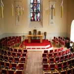 Church Staging in Gwernol 3