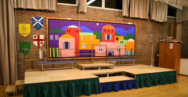 School Staging in Achluachrach